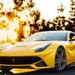 hire a sport car in Ramatuelle